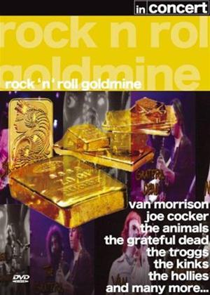 Rent Great Rock 'n' Roll Goldmine in Concert Online DVD & Blu-ray Rental