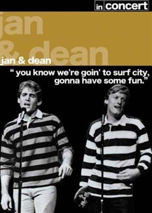 Rent Jan and Dean in Concert Online DVD Rental