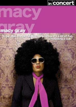Rent Macy Gray: In Concert Online DVD & Blu-ray Rental