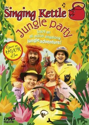 Rent Singing Kettle: Jungle Party Online DVD Rental