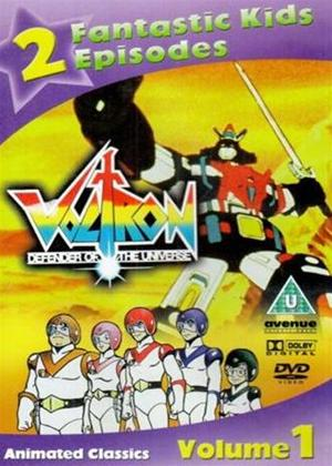 Rent Voltron: Vol.1 Online DVD Rental
