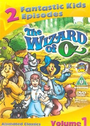 Rent The Wizard of Oz: Vol.1 Online DVD Rental