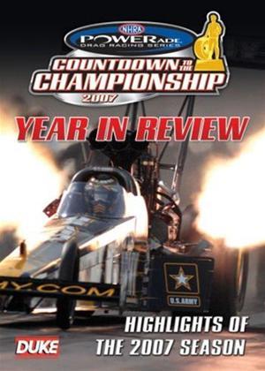 Rent NHRA Drag Review 2007 Online DVD Rental