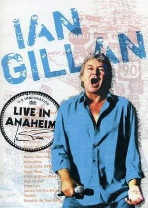 Rent Ian Gillan Live at Anaheim Online DVD Rental
