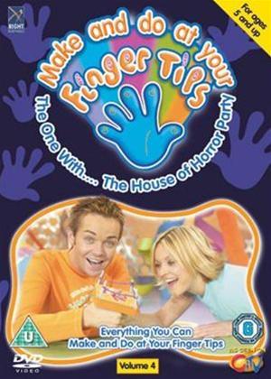 Rent Fingertips: House of Horror Online DVD Rental