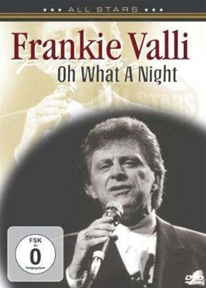 Rent Frankie Valli: Oh What a Night Online DVD Rental