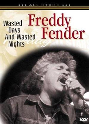Rent Freddy Fender: Wasted Days Online DVD Rental