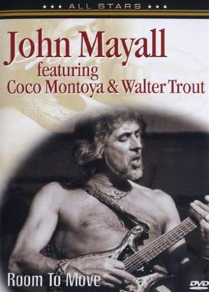 Rent John Mayall: Room to Move Online DVD Rental