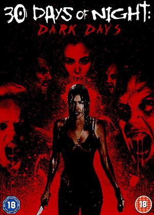 Rent 30 Days of Night: Dark Days Online DVD Rental