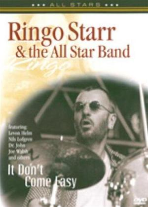 Rent Ringo Starr: It Doesn't Come Easy Online DVD & Blu-ray Rental