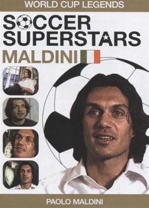Rent Soccer Superstars: Maldini Online DVD & Blu-ray Rental