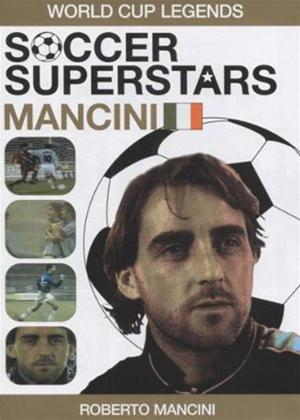 Rent Soccer Superstars: Mancini Online DVD & Blu-ray Rental