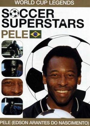 Rent Soccer Superstars: Pele Online DVD Rental