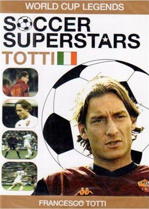 Rent Soccer Superstars: Totti Online DVD Rental