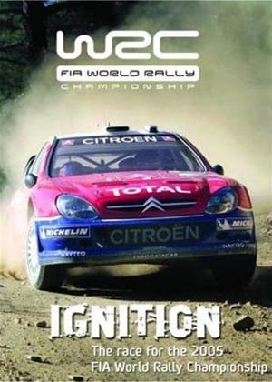 Rent World Rally Championship 2005 Online DVD Rental