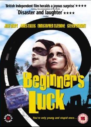 Rent Beginner's Luck Online DVD Rental