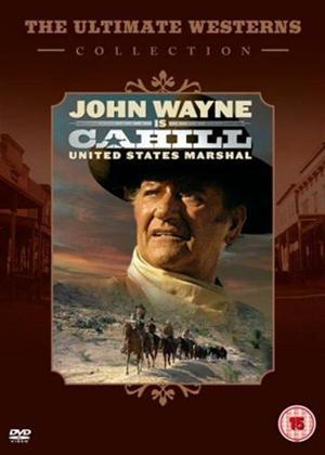 Rent Cahill: US Marshall Online DVD Rental