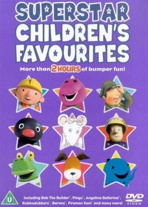 Rent Children's Favourites: Superst. Online DVD Rental