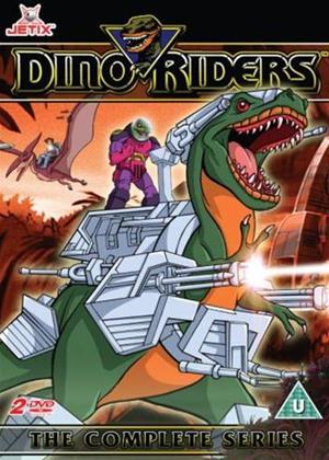 Rent Dino Riders Online DVD & Blu-ray Rental