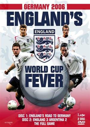 Rent England's World Cup Fever Online DVD & Blu-ray Rental