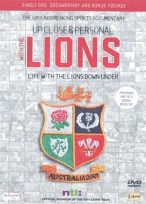 Rent Lions: Up Close and Personal Online DVD Rental