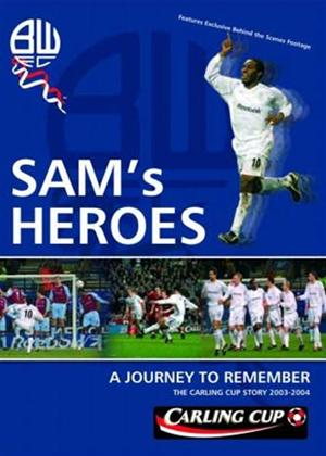 Rent Bolton Wanderers: Sam's Heroes Online DVD & Blu-ray Rental
