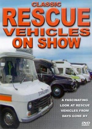 Rent Classic Rescue Vehicles Online DVD Rental