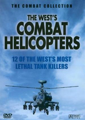 Rent Combat: Wests Combat Helicoptor Online DVD Rental