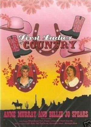 Rent First Ladies of Country: Anne Murray / Billie Jo Spears Online DVD & Blu-ray Rental