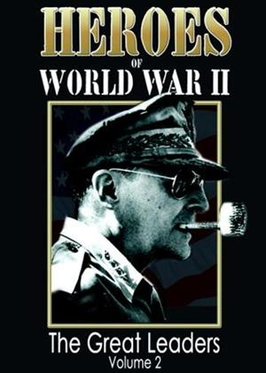 Rent Heroes of World War 2: Vol.2 Online DVD Rental