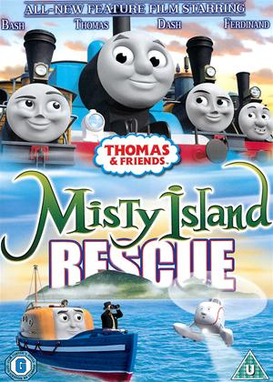 Rent Thomas and Friends: Misty Island Rescue Online DVD Rental