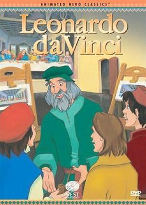 Rent Leonardo Da Vinci (aka Animated Hero Classics: Leonardo da Vinci) Online DVD & Blu-ray Rental
