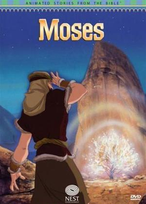 Rent Moses (animated) Online DVD Rental