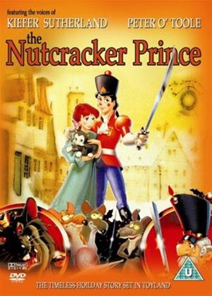 Rent Nutcracker Prince Online DVD & Blu-ray Rental