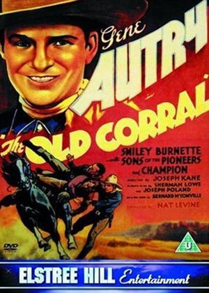 Rent Old Corral Online DVD Rental