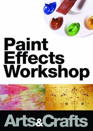 Rent Paint Effects Workshop Online DVD Rental