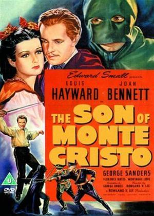 Rent The Son of Monte Cristo Online DVD Rental