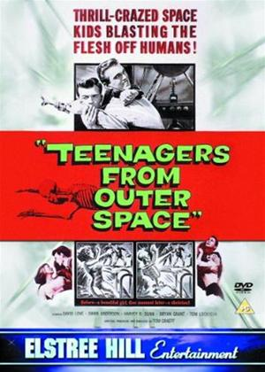 Rent Teenagers from Outer Space Online DVD Rental