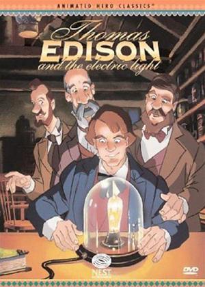 Rent Thomas Edison (animation) Online DVD Rental