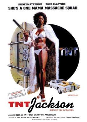 Rent TNT Jackson (aka Dynamite Jackson) Online DVD & Blu-ray Rental