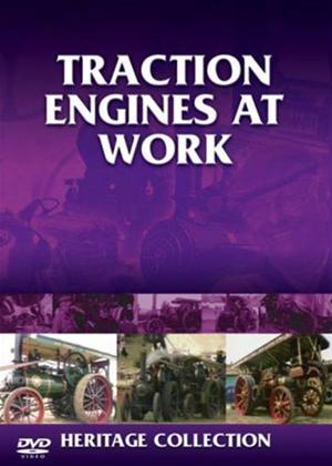 Rent Heritage: Traction Engines at Work Online DVD Rental