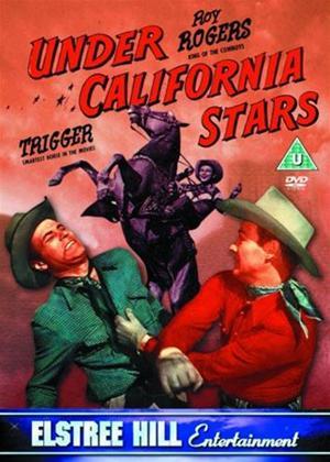 Rent Under California Stars Online DVD Rental