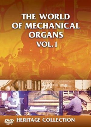 Rent World of Mechanical Organs Online DVD Rental