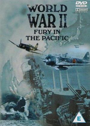 Rent World War II Fury in Pacific Online DVD & Blu-ray Rental