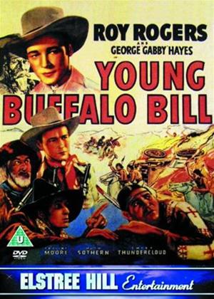 Rent Young Buffalo Bill Online DVD Rental