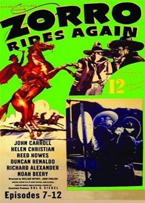 Rent Zorro Rides Again: Vol.2 Online DVD Rental