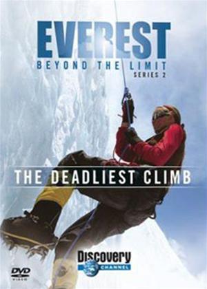 Rent Everest Beyond the Limit: Series 2: The Deadliest Climb Online DVD Rental