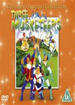 Rent Three Musketeers Online DVD Rental