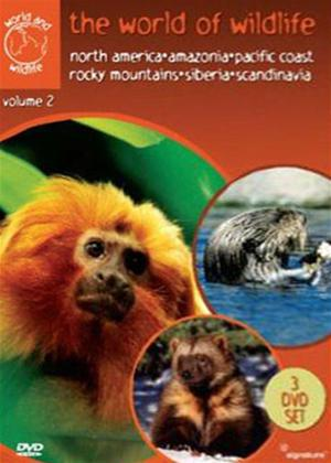 Rent The World of Wildlife: Vol.2 Online DVD Rental