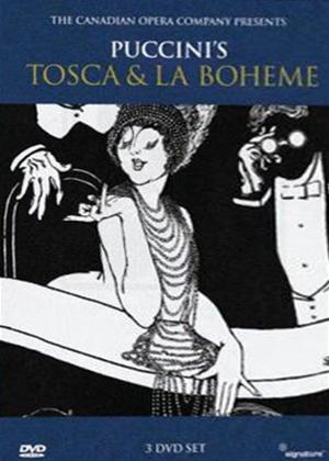 Rent Piuccini: Tosca / La Boheme Online DVD Rental